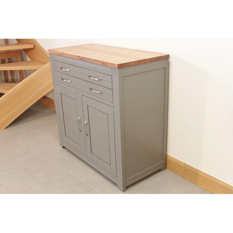 Meuble bas table rectangulaire 4 chaises fintion for Meuble bas 110