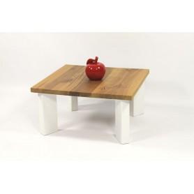 "Table Basse  ""L'URBAINE"" Blanche"