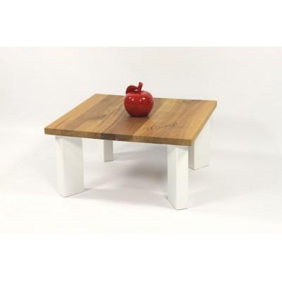 Table Basse L'URBAINE Blanche