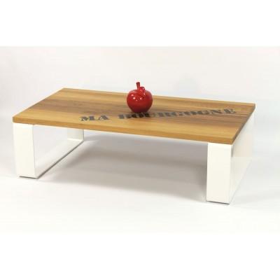 Table Basse LA MANUFACTURE Blanche