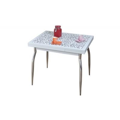 Table AMARYLLIS GRISE 90 X 70