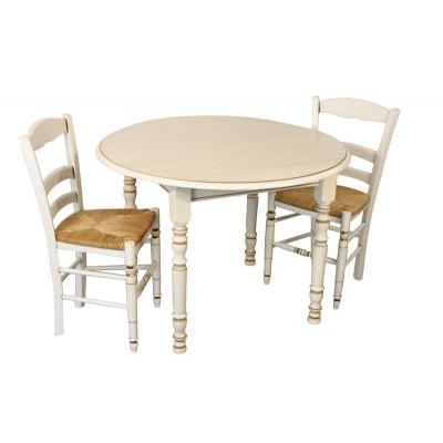 Table GRISELLES DIAM 105