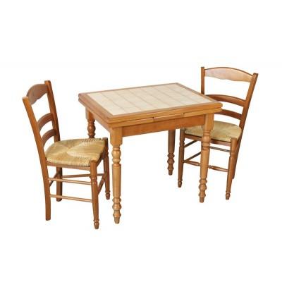 Table P'TITE VILLERS 80 X 60