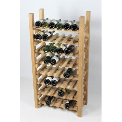 """CASIER A VIN modèle """"Dégustation"""" 48 bouteilles"""