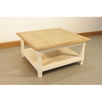 Table basse ROMANTIQUE (huile cire PC)