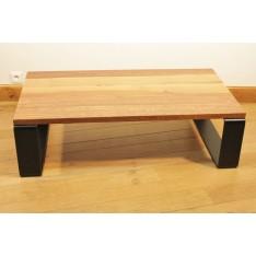 """Table Basse  """"LA MANUFACTURE"""" Noire"""