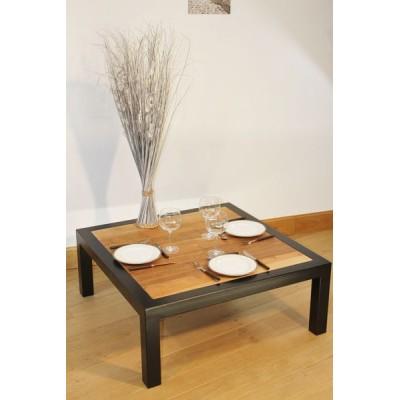 Table Basse LA MANUFACTURE Noire